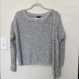 Black and White Soft Sweater ❄️ Forever 21